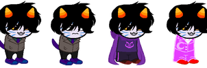 ~:PC:~ Custom sprites for kenzkitty by Moonshine112