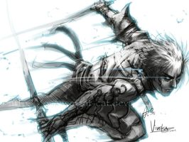 Project Vimala : Strider by Overweight-Cat