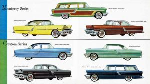 age of chrome and fins : 1955 Mercury by Peterhoff3