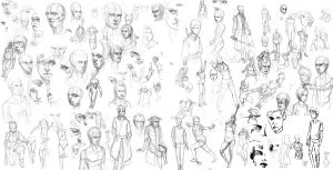 Sketch dump 8 2014 2 by Vimes-DA