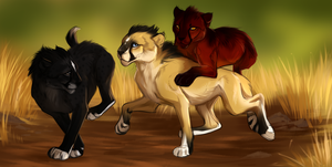 Cute Cubs by Foxgrove-Stables