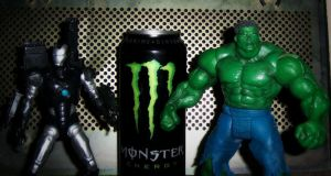 Fueled By Monster by PsychosisEvermore