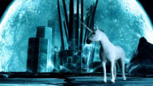 Unicorn by Vicki73