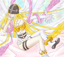 Angewomon by FynnFishGermany