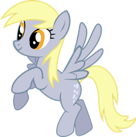 Derpy Hooves by SniperNero