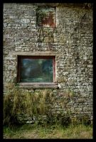 Lawhaddons Shed Window by DoodleBe