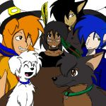 Happy Thanksgiving 2014! by AsiaTheAnimator