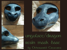 Ungulate/Dragon Base by OtherworldCreatures