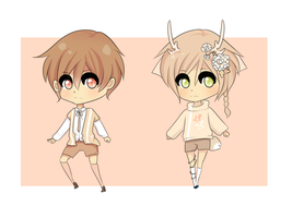 Owed Adopts 2 by Pikerth