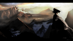 SpeedPainting - Assassin's Creed Revelations by Aquila--Audax