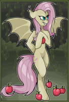 FlutterBat by wingedwolf94