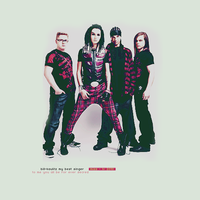 TOKIO HOTEL by MISS-LV
