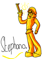 Bit O' Stephano by Punkichi