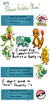 Pokemon Evolution Meme by DarkIcyWarrioress