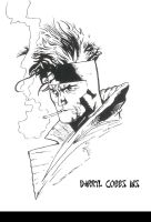 Gambit Inks by ddcobbs