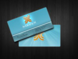 Business Card by FabulousMikey