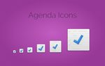 Agenda Icons by BassUltra