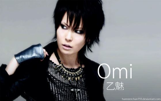 Exist Trace omi 1440x900 by hamsterchan155
