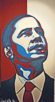 king of the world oboma by eastvandals