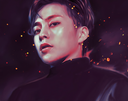 MAD ICE - Xiumin by bubble-min