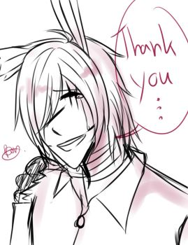 Thank you and Goodbye... by Ask-Human-Springtrap