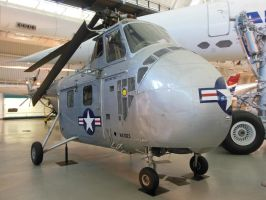 Sikorsky YH-19 Helicopter by rlkitterman