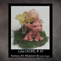 Lita Fantasy Art Creature by KabiDesigns