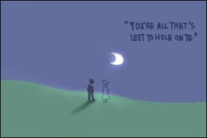YOU'RE ALL THAT'S LEFT by frail