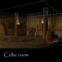 Celtic Room by pboost