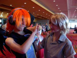 Neku Does Not Want by AlbinoTheUmbreon
