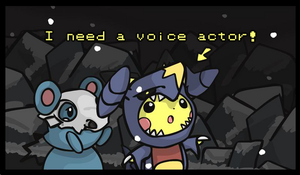 Pichu Voice Actor Needed! by PeekingBoo