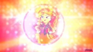Sunset Shimmer by LPSfreak