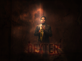 Dexter Morgan by Orzeu
