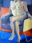 Nude in Repose by Arthfael