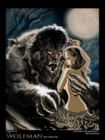 The Wolfman: 2010 Remake by BryanBaugh