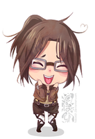 Chibi Hanji! by Tobari21