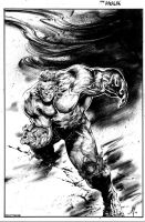The Hulk by JonathanGlapion