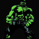 Hulk by mattmaverick
