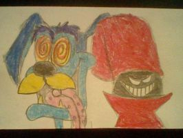 Ripper Roo and Thief by BubbliciousAirheads