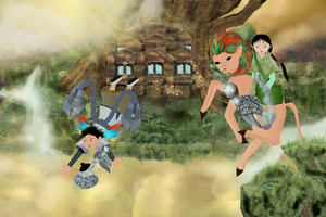 Majnoon Haven by GuzuGuzu32