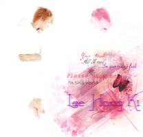 Lee Hong Ki - Your Touch by Crimson-Truth