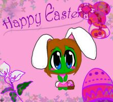 Happy Easter by ShadowDemon101