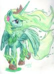 Mother Nature Pony by NiegelvonWolf
