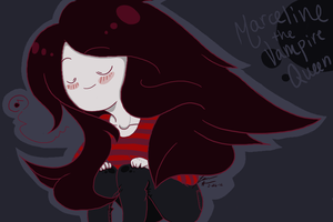 Marceline by PlatypusPanda