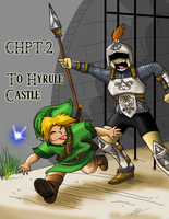 Legend of Zelda fan fic CHPT.2 by girldirtbiker
