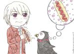 aph: Iceland x Hot dog (contest prize) by LoveEmerald