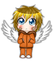 Chibi Kenny by RocstanLove