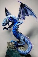 Decending Sky Dragon by Arilou