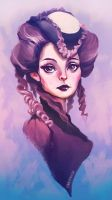 Purple Irene Adler by faedri