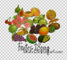 fruits png18 by Siearel